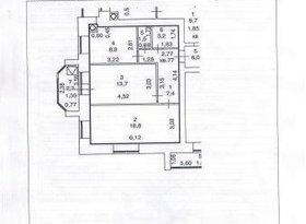 Продажа 2-комнатной квартиры, Марий Эл респ., улица Медведево, 6, фото №1