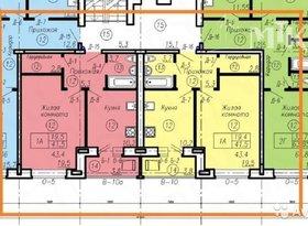 Продажа 1-комнатной квартиры, Чувашская  респ., Чебоксары, проспект Тракторостроителей, 54к1, фото №1