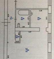 Продажа 4-комнатной квартиры, Магаданская обл., Магадан, площадь Горького, 3Б, фото №1