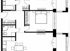 Продажа 2-комнатной квартиры, Москва, Живописная улица, 1, фото №1
