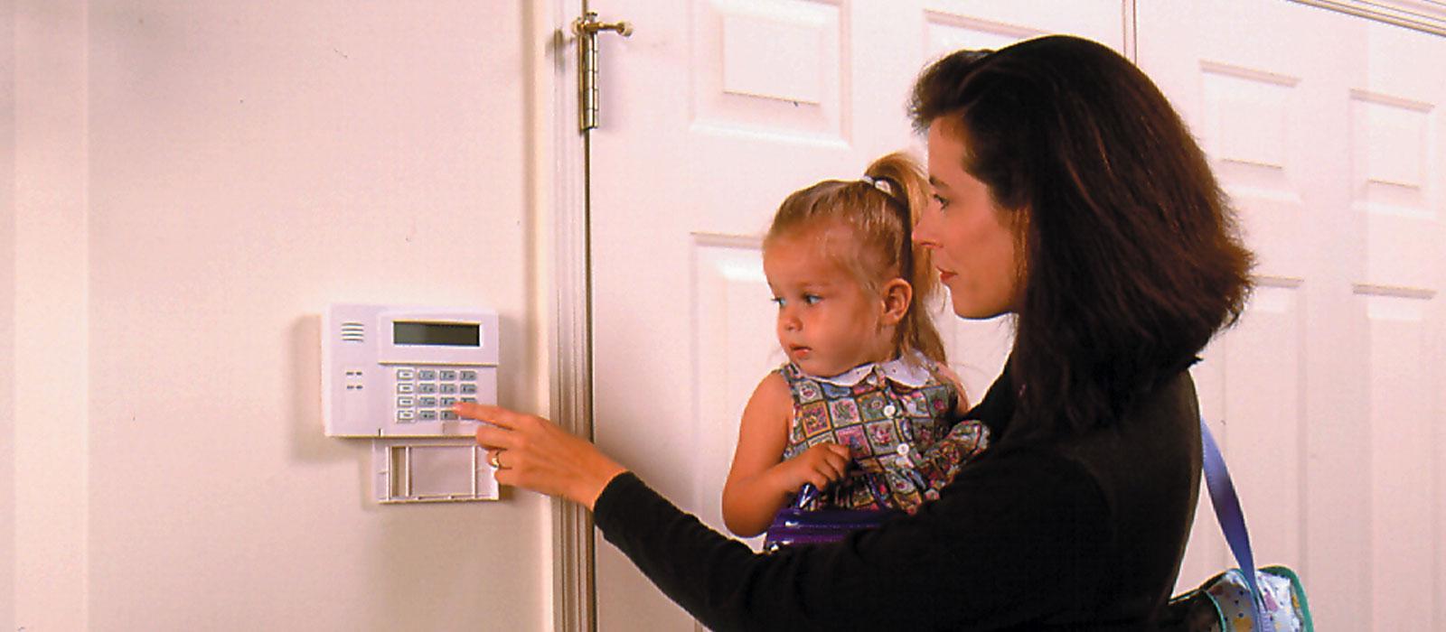 Охранная сигнализации в квартире своими руками